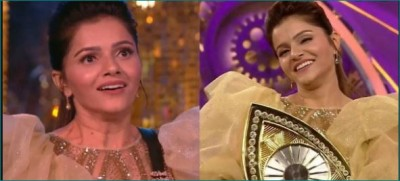 Rubina won BB14 Trophy with Rs. 36L in prize
