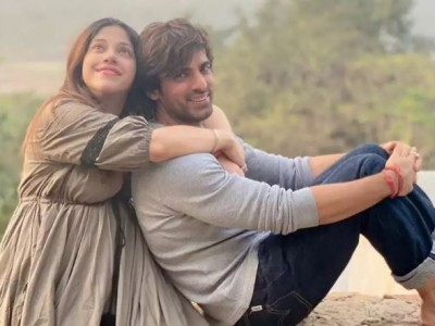 Mohit Malik shares video of wife Addite Shirwaikar's baby shower