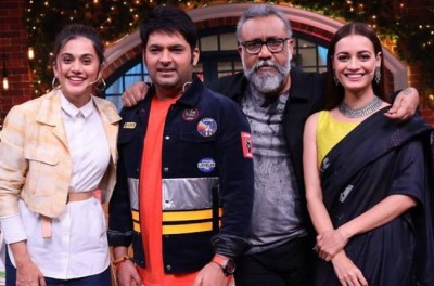 This actress ran away from home in childhood, revealed in 'The Kapil Sharma Show'