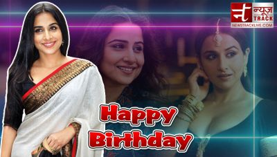Birthday Special: Vidya Balan make her place in industry with this show, get success from 'Parineeta'