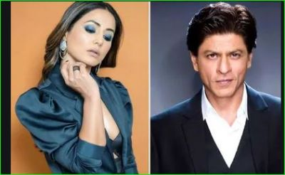 Hina Khan shares experience of meeting Shah Rukh Khan for first time