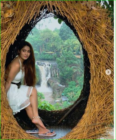 This actress of 'Ye Hai Mohabbatein' is enjoying vacation in Bali