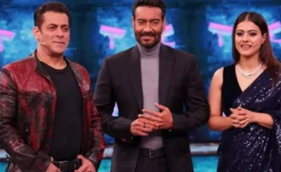Biggboss 13: Contestants did this shocking thing in front of Ajay and Kajol