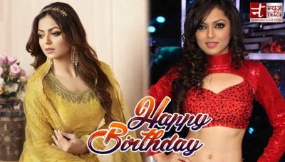 Birthday: Madhubala fame Drashti Dhami started her career as a model