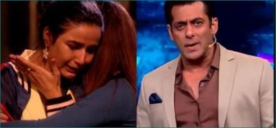 BB14: Salman Khan weeps while rendering Jasmin Bhasin homeless!