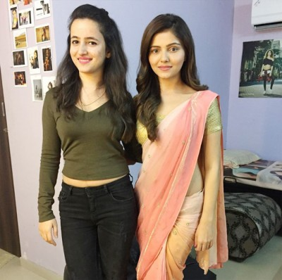 Rubina Dilaik's sister gave her mother's message, says 'roar like lionesses'