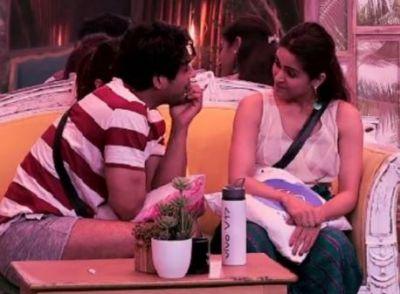Bigg Boss13: Siddharth Shukla seen flirting with Madhurima Tuli, Here's how Shahnaz react