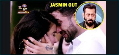 BB14: Abhinav-Jasmin to be evicted from house, Salman Khan cries bitterly