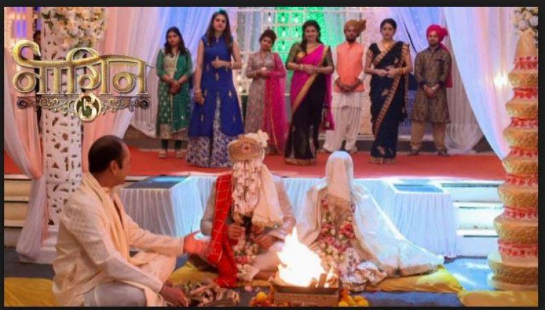 नागिन 3 में आएगा बड़ा ट्विस्ट, माहिर करेगा तीसरी शादी