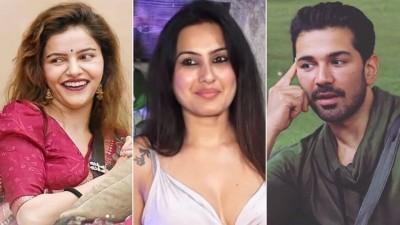 Kamya Punjabi becomes happy with Abhinav Shukla, Know why?