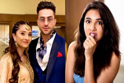 Bigg Boss 14: Aly Goni's sister said this after the eviction of Jasmin Bhasin