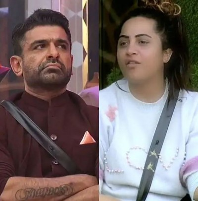 Eijaz Khan crosses his limits, does this poor act with Arshi