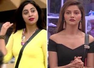 BB14: Salman Khan again rebukes Rubina Dilaik due to Arshi Khan