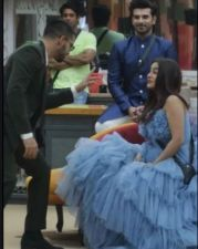 BB13: Shehnaz Gill apologizes for kissing Gautam, actor gives such reaction