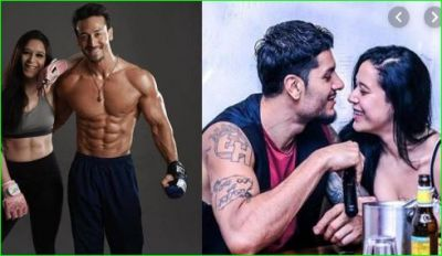 Tiger Shroff does not want his sister to get married, says 'don't get married until your 80'