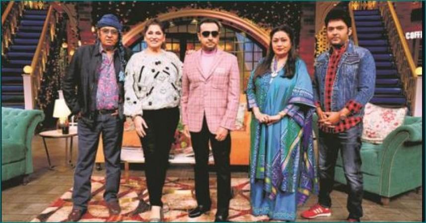 कपिल के शो में पहुंचे बॉलीवुड के खलनायक, रंजीत ने सुनाया मजेदार किस्सा