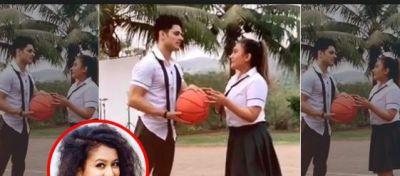 प्रियांक शर्मा के साथ इश्क लड़ाने को तैयार है सलमान खान की बहन