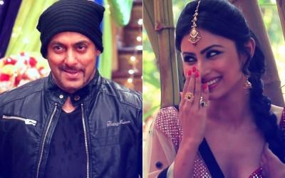 Bigg Boss14: Mouni Roy will dance fiercely with Salman Khan