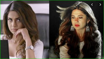 Maya wears an expensive scarf for 'Beyhadh 2', you will be blown to hear its price