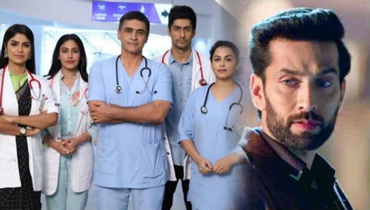 On Surbhi Chandana's doctor look, this 'Ishaqbaaz' star commented this!