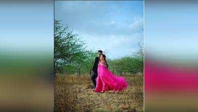 पति ने इस ख़ास अंदाज में किया भारती को जन्मदिन विश