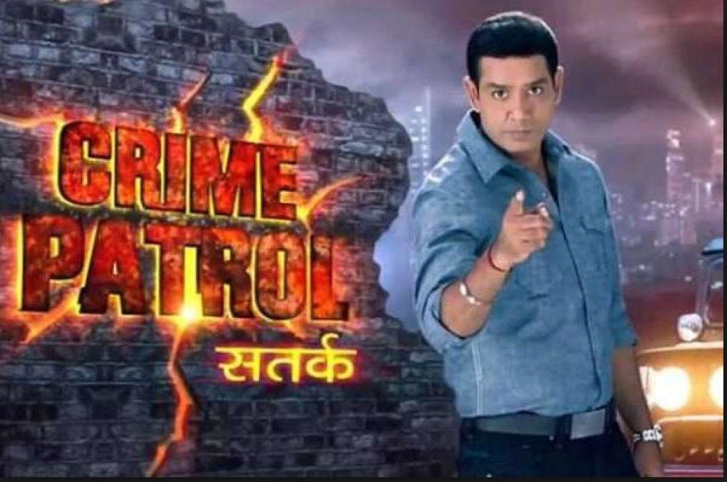 Anoop Soni to host crime Patrol again!