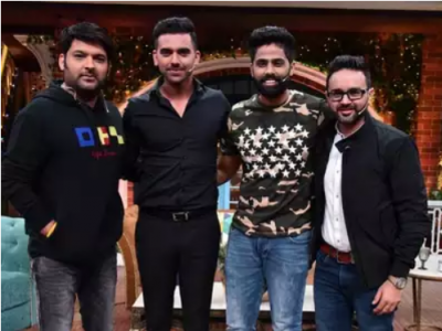 The Kapil Sharma Show: These cricketers compelled the audience to laugh!