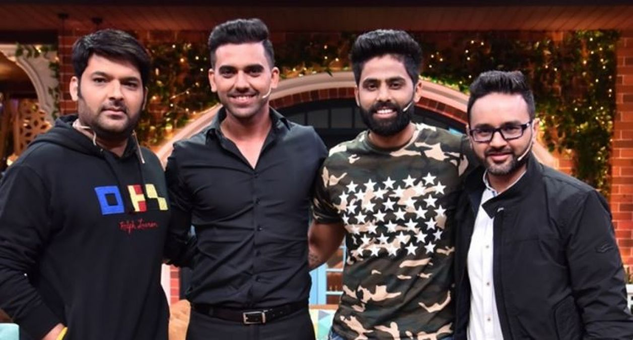 Cricketer Parthiv Patel made several revelations in 'Kapil Show'
