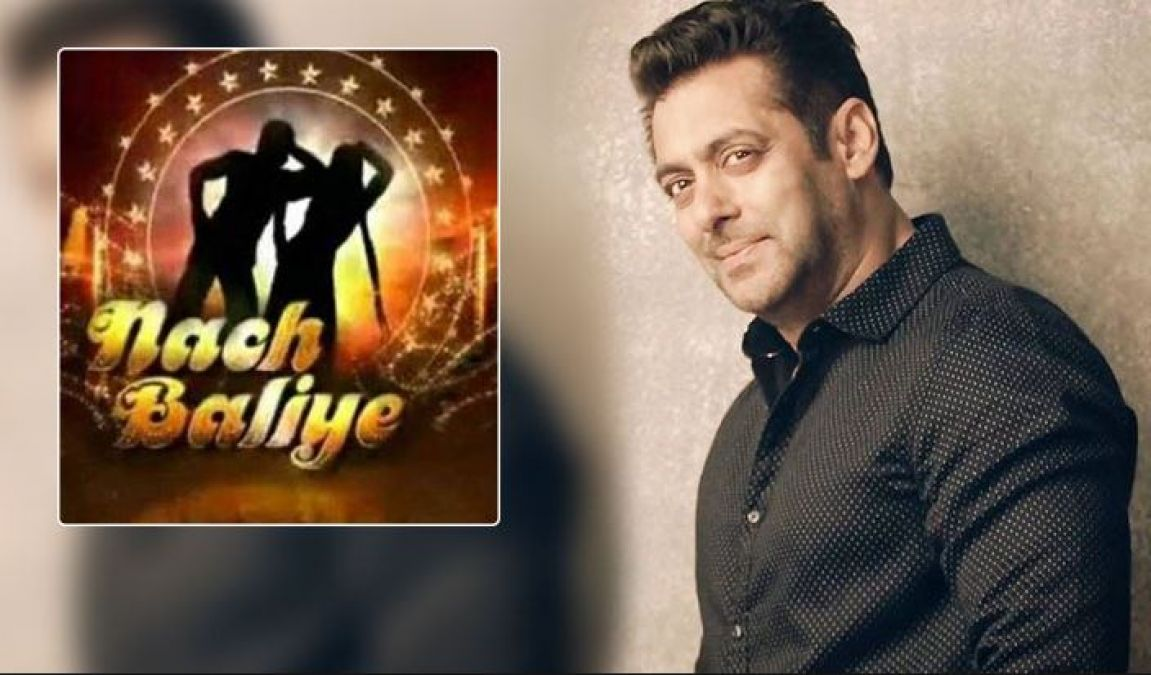 Nach Baliye 9: Video of Salman Khan Leaked From Set, See Bhaijaan's Attitude