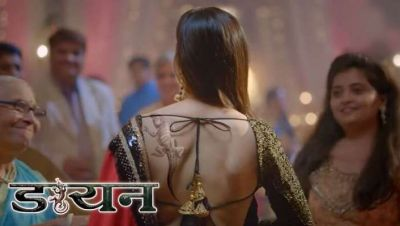 The incident happened with the actress on the set of 'Dayan'!