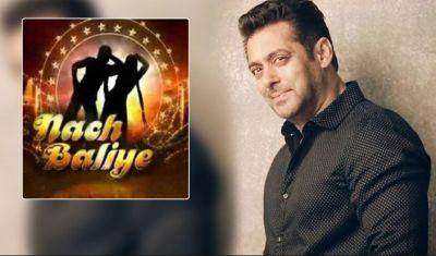 Nach Baliye 9: Video of Salman Khan Leaked From Set, See Bhaijaan's Attitude