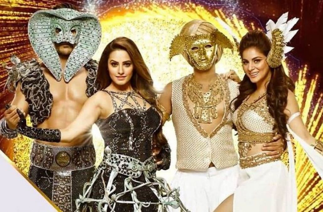 TV's Hot Naagin to star in 'Nach Baliye 9'; one of The Highest Fee Contestant