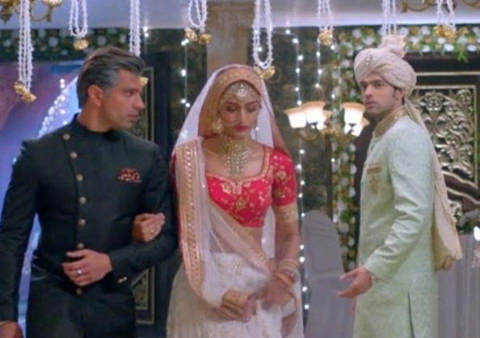Prerna marries Mr Bajaj
