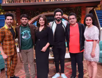 The Kapil Sharma Show: Arman narrated the story of his struggle days