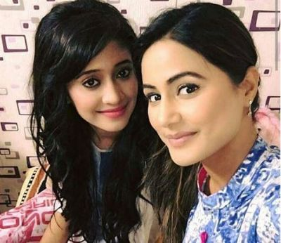 Yeh Rishta... : Hina Khan's reply on comparison to Shivani Joshi