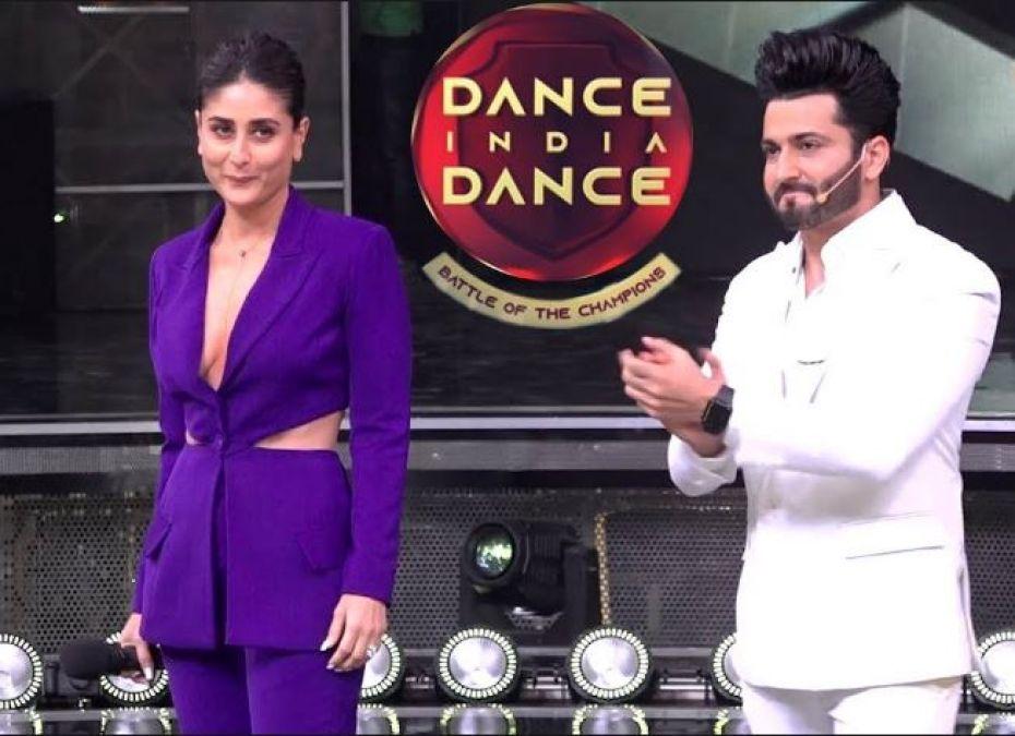 DID 7: Karishma-Kareena to now together judge the