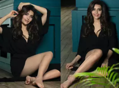 Karishma Tanna's latest photo increases the temperature, check out the hot photo here