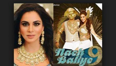 Shraddha Arya  was agitated over the question of leaving 'Nach Baliye' show, said: 'I got injured...'