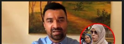 Ejaz Khan is in the jail and his wife says crying: 'For the whole of India...'