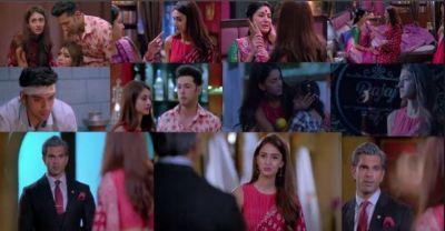 Anurag will reach in the room where Prerna and Mr Bajaj celebrate their honeymoon!