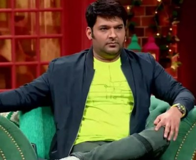Shooting of 'The Kapil Sharma Show' starts, Kapil shares a funny video from the set