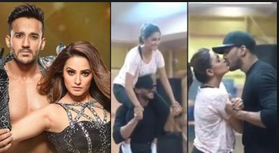 Anita and Rohit danced with each other, the video went viral!