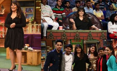 After Kapil went on vacation, this actress of his show said,