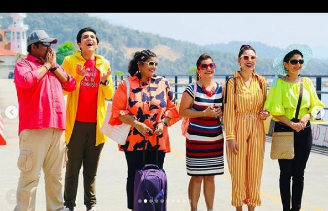'Tarak Mehta Ka Ooltah Chashmah' Completes 11 Years, So Babita Ji Expressed Happiness in this way!