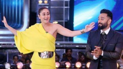 Dance India Dance 7: Kareena desperate to snort at her husband Saif's song!