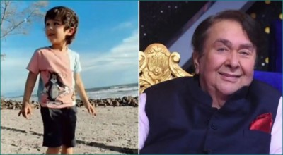 PROMO: Randhir Kapoor got special gift on the sets of 'Indian Idol 12'