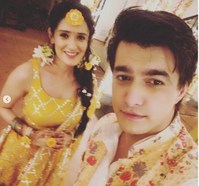 Photos of Kartik's Bride's Haldi ceremony go viral, Fans amaze!