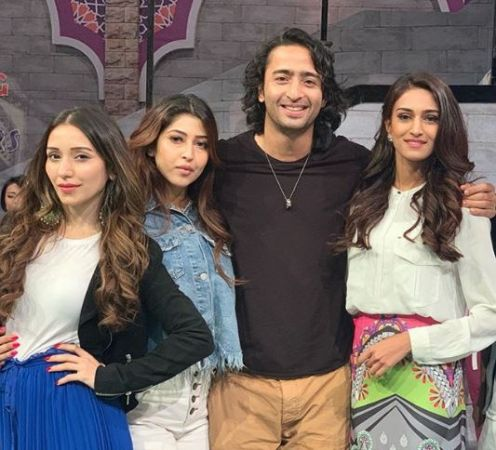 Erica Fernandes spends time with Shaheer Sheikh; videos viral