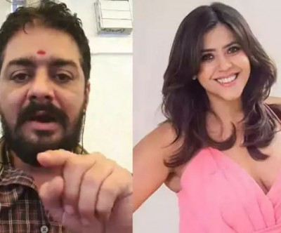 Hindustani Bhau gives legal notice to Ekta Kapoor