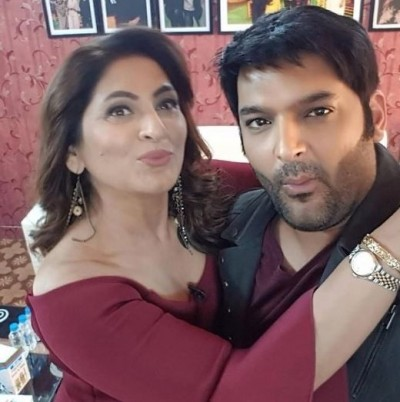 Kapil Sharma's team is ready for shooting